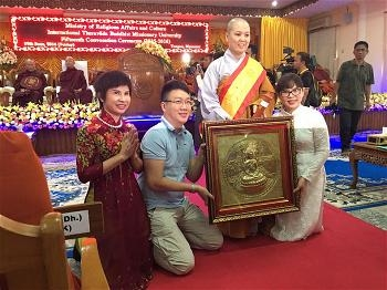 Tiến Sĩ Phật Học Việt Nam Đầu Tiên tại Miến Điện 6