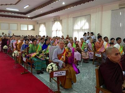 Tiến Sĩ Phật Học Việt Nam Đầu Tiên tại Miến Điện 8