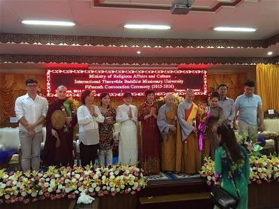 Tiến Sĩ Phật Học Việt Nam Đầu Tiên tại Miến Điện 9