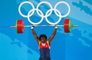 Kendrick Yahcob Farris tại Olympic Rio 2016 - Ảnh Huffington Post