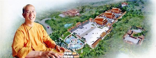 Thầy Thích Trúc Thái Minh và chùa Ba Vàng