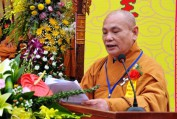 Diễn văn Phật đản PL.2562 của Hòa thượng Chủ tịch HĐTS - HT. Thích Thiện Nhơn